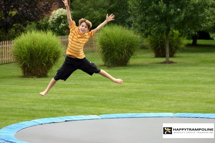 10' Ft Galactic Xtreme Extra Heavy Duty Trampoline